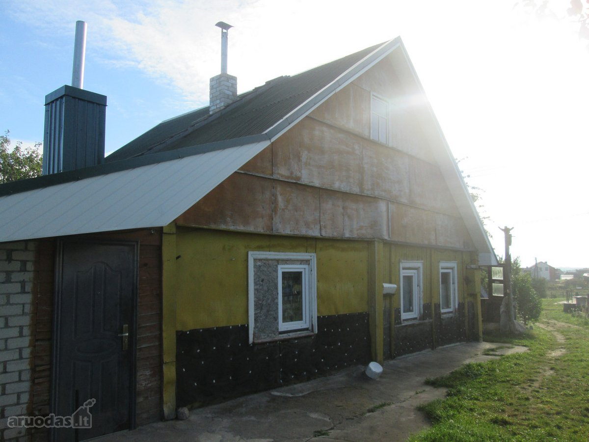 Elektrėnų sav., Vievio m., medinio namo dalis nuomai