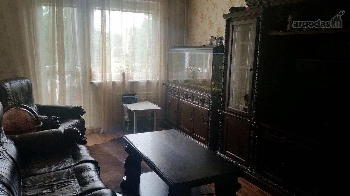 Klaipėda, Naujakiemis, Rambyno g., 3 kambarių butas