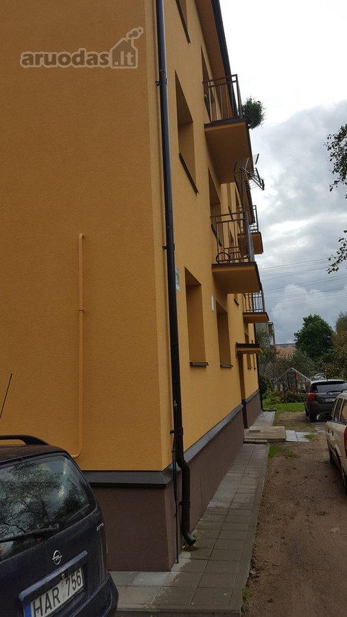 Kretingos m., Klaipėdos g., 2 kambarių butas