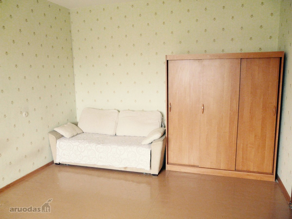 Vilnius, Šeškinė, Paberžės g., 1 kambario buto nuoma