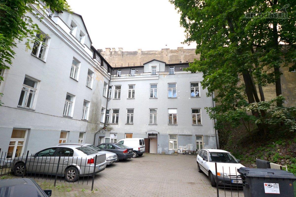 Vilnius, Senamiestis, Sodų g., biuro, prekybinės, viešbučių, maitinimo, kita paskirties patalpos