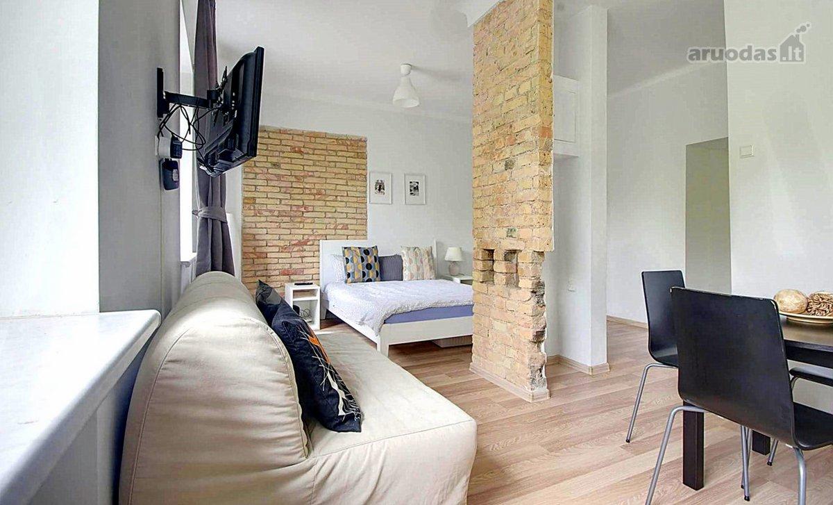Vilnius, Naujamiestis, Rinktinės g., 1 kambario butas