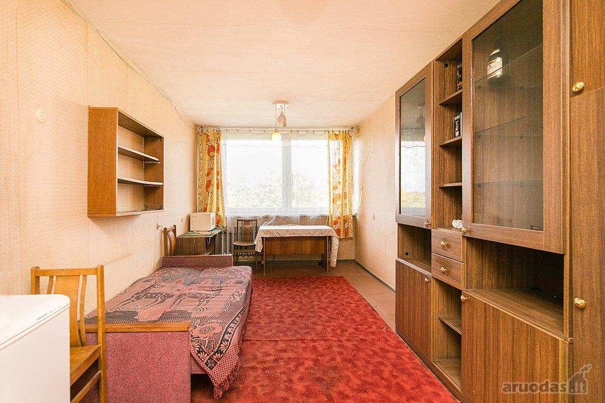 Vilnius, Naujamiestis, M. K. Čiurlionio g., 1 kambario butas