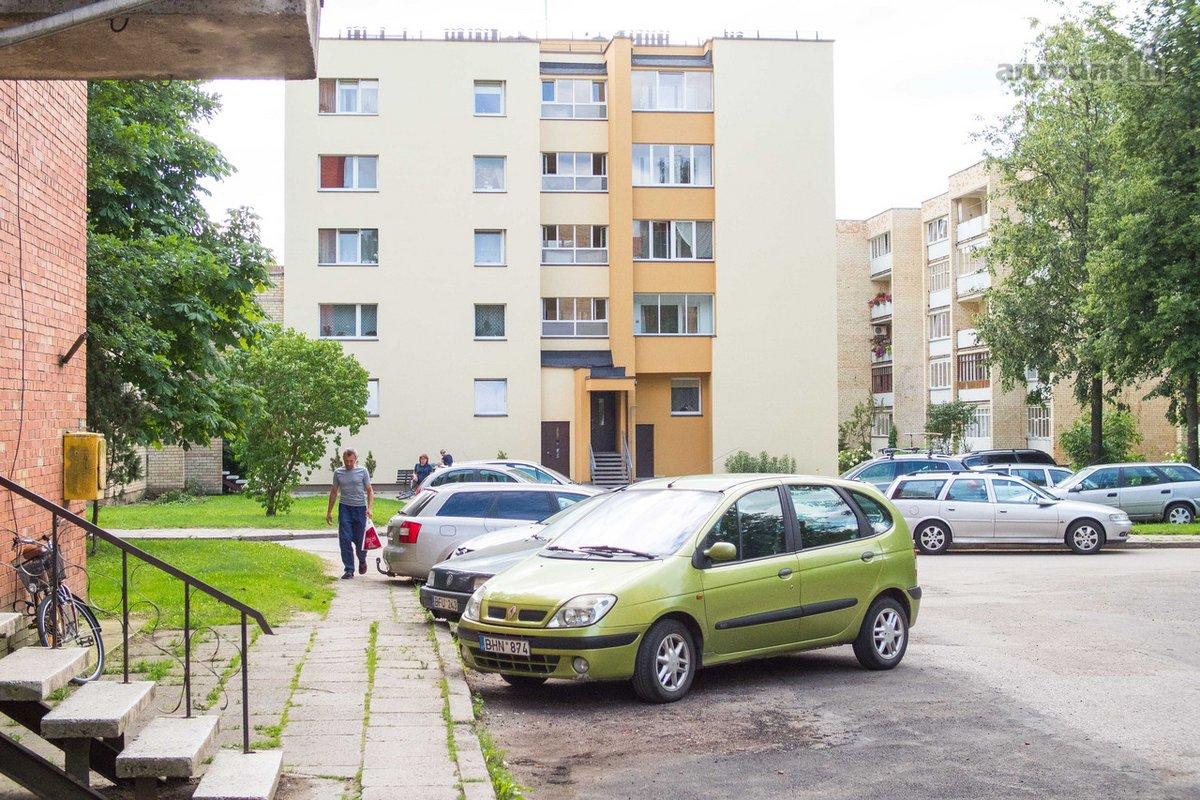 Druskininkų sav., Druskininkų m., Liškiavos g., 2 kambarių butas