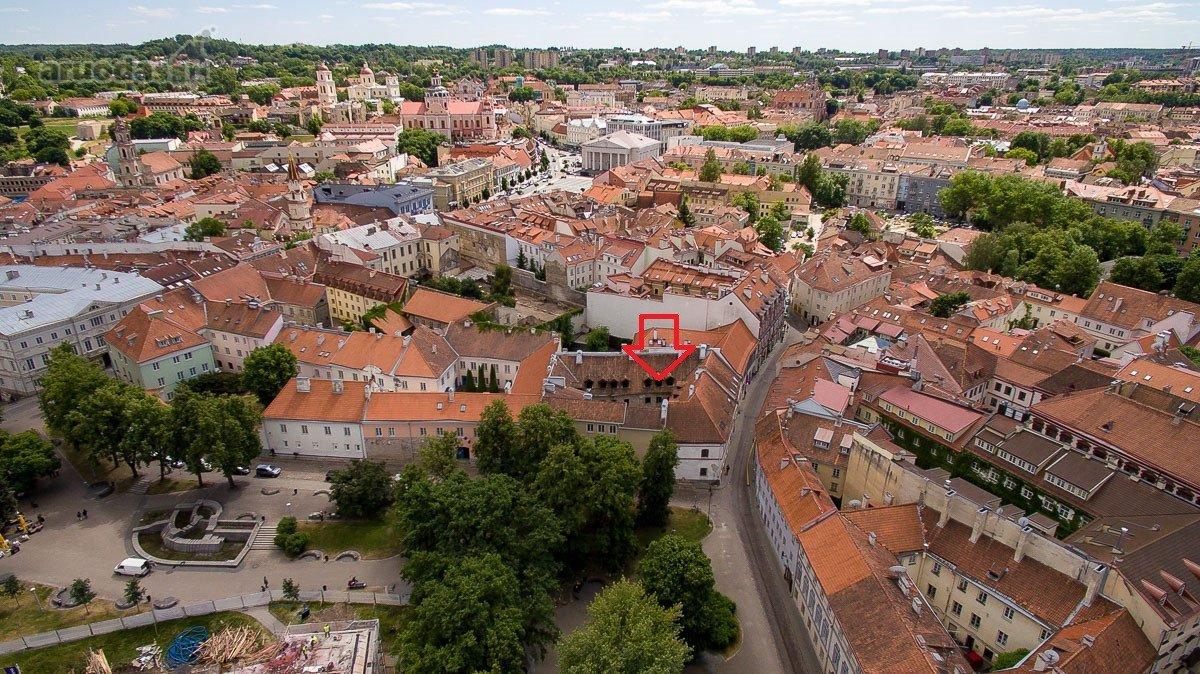 Vilnius, Senamiestis, Gaono g., mūrinis namas
