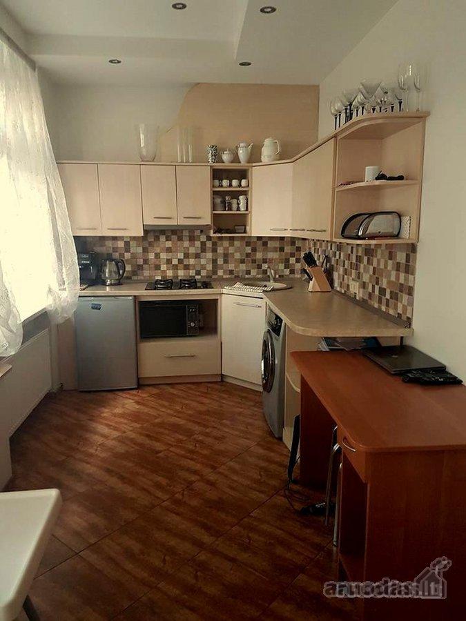 Klaipėda, Centras, Liepų g., 3 kambarių butas
