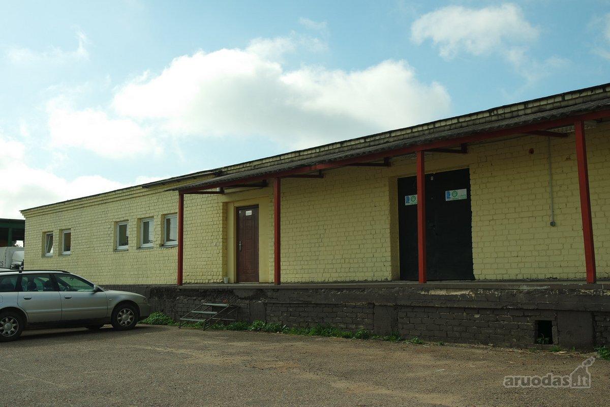 Vilnius, Kirtimai, Dariaus ir Girėno g., biuro, sandėliavimo paskirties patalpos nuomai