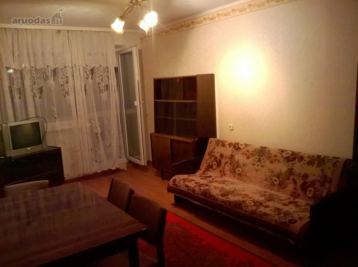 Šiauliai, Lieporiai, Aukštabalio g., 3 kambarių buto nuoma