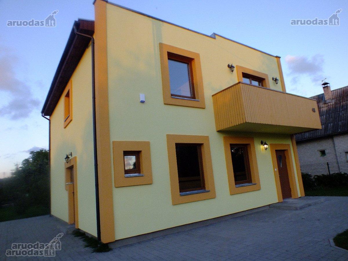 Kretingos m., Kalvos g., mūrinis namas