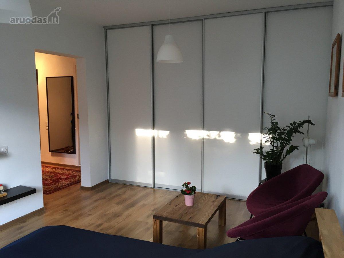 Vilnius, Šeškinė, Šeškinės g., 1 kambario butas