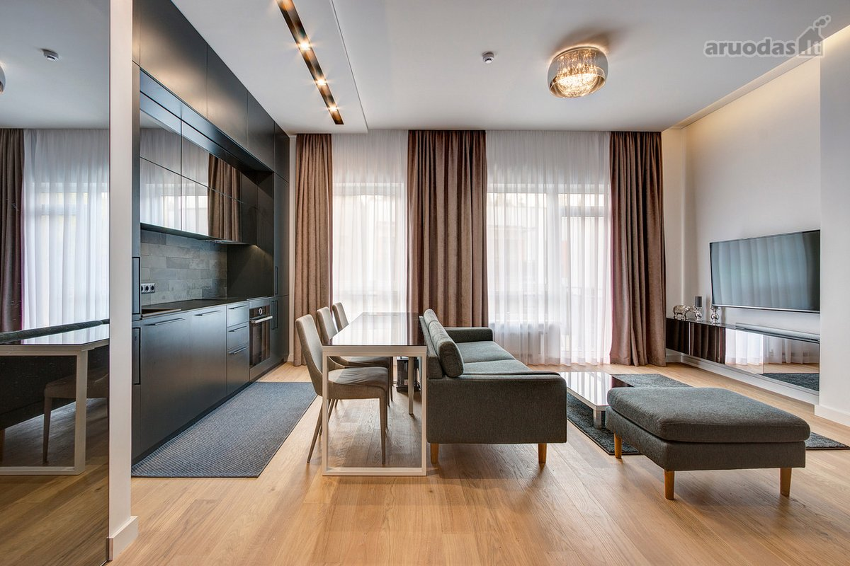 Vilnius, Santariškės, Santariškių g., 3 kambarių butas