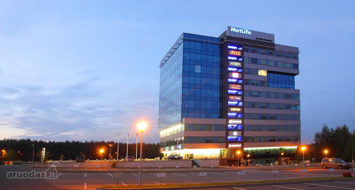 Vilnius, Lazdynai, Laisvės pr., biuro paskirties patalpos nuomai