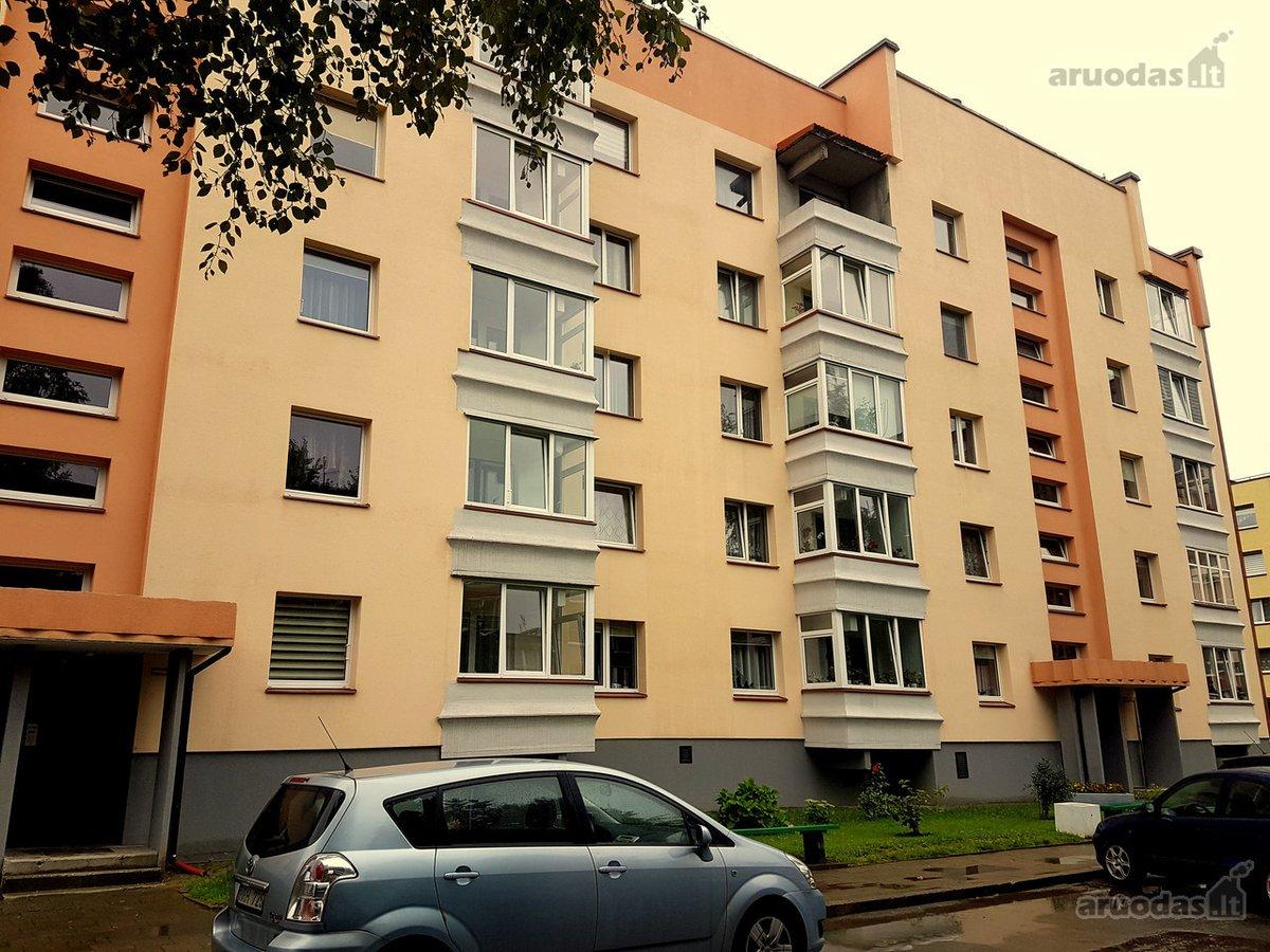 Kretingos r. sav., Kretingos m., Lazdynų g., 2 kambarių butas