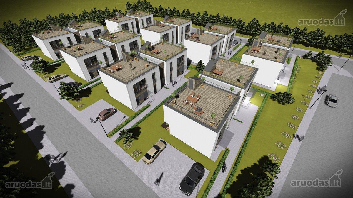 Klaipėda, Centras, Ragainės g., 3 kambarių butas