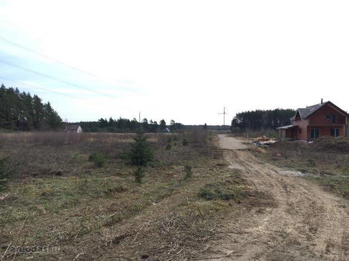 Vilniaus r. sav., Prūdiškių k., žemės ūkio paskirties sklypas
