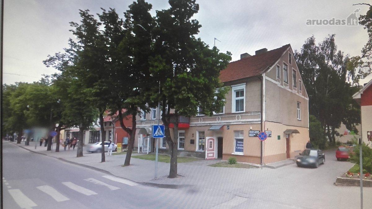 Šilutės m., Lietuvininkų g., mūrinio namo dalis