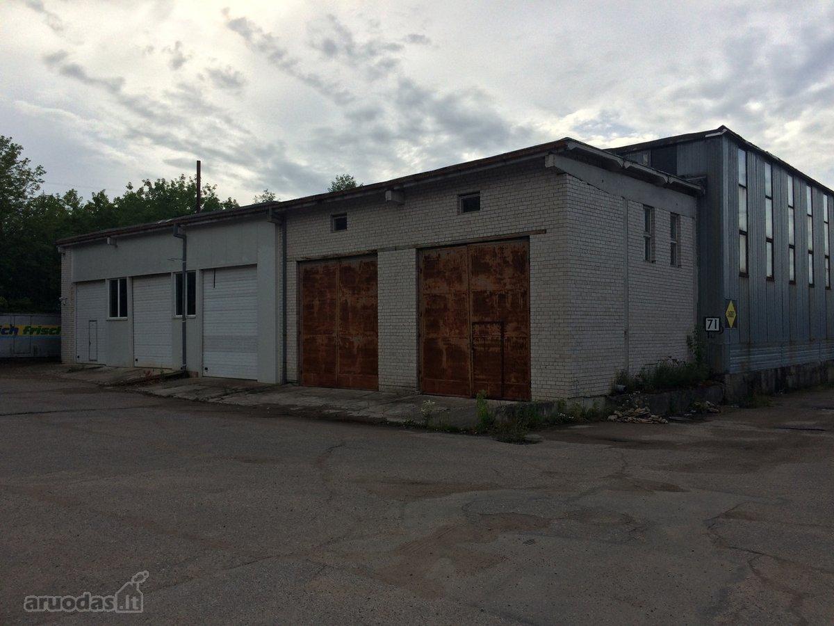 Druskininkų m., Gardino g., biuro, prekybinės, paslaugų, sandėliavimo, gamybinės, kita paskirties patalpos nuomai