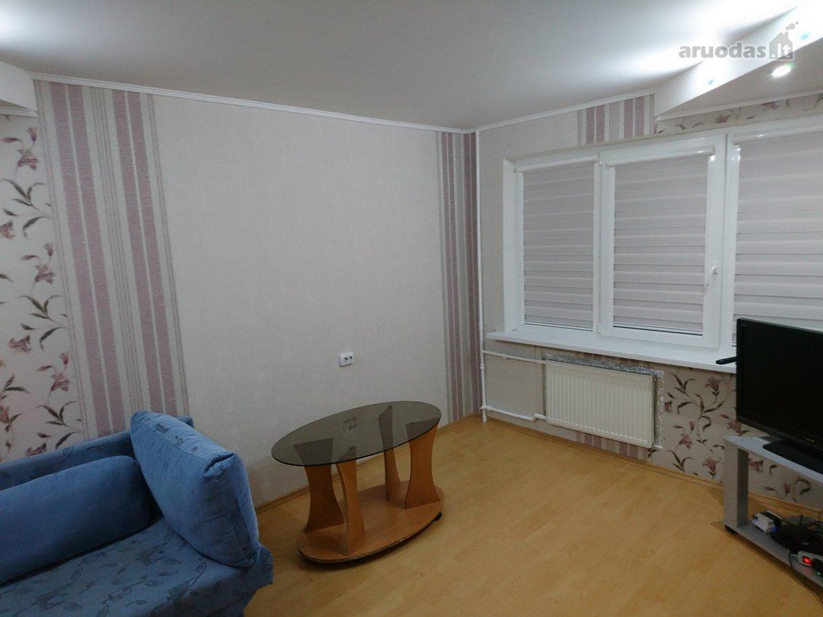 Šiauliai, Gytariai, Gardino g., 1 kambario buto nuoma