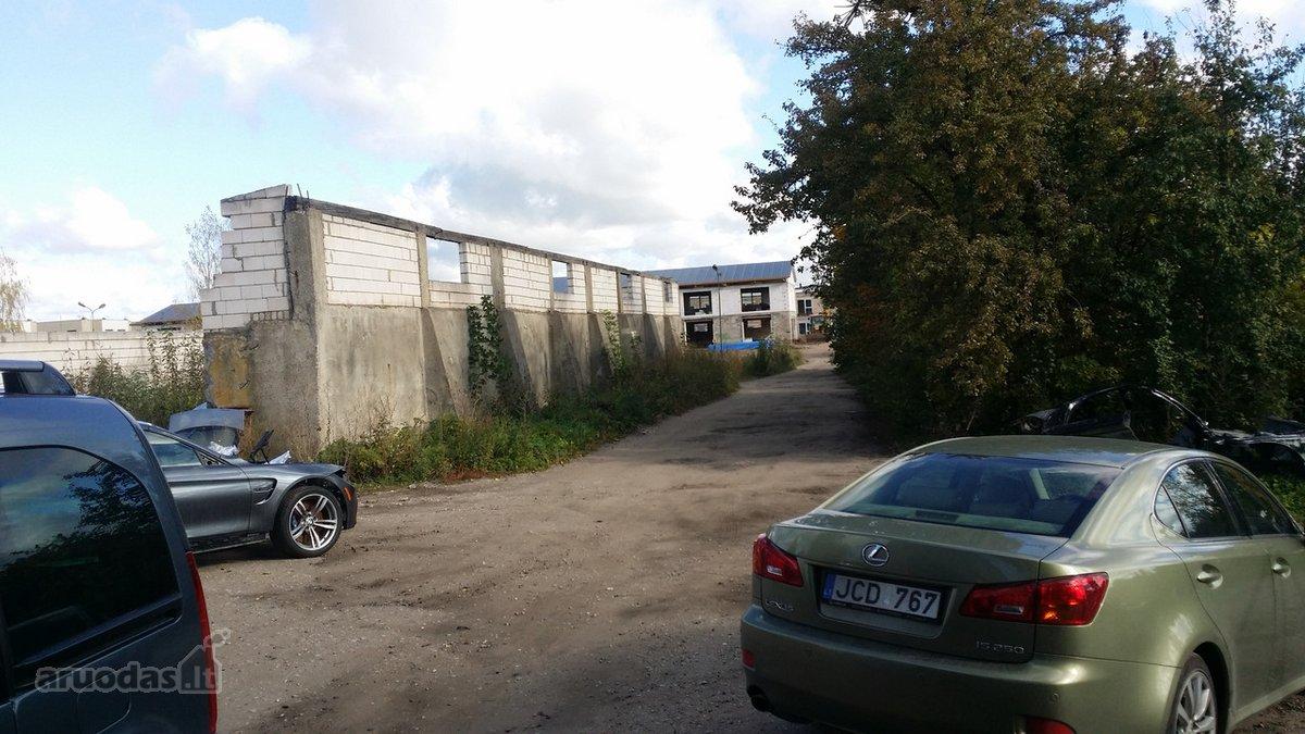 Kauno r. sav., Šakių k., Įgulos g., kita paskirties patalpos