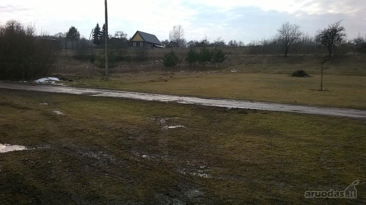 Trakų r. sav., Valų k., Kranto g., namų valdos, kolektyvinis sodas sklypas