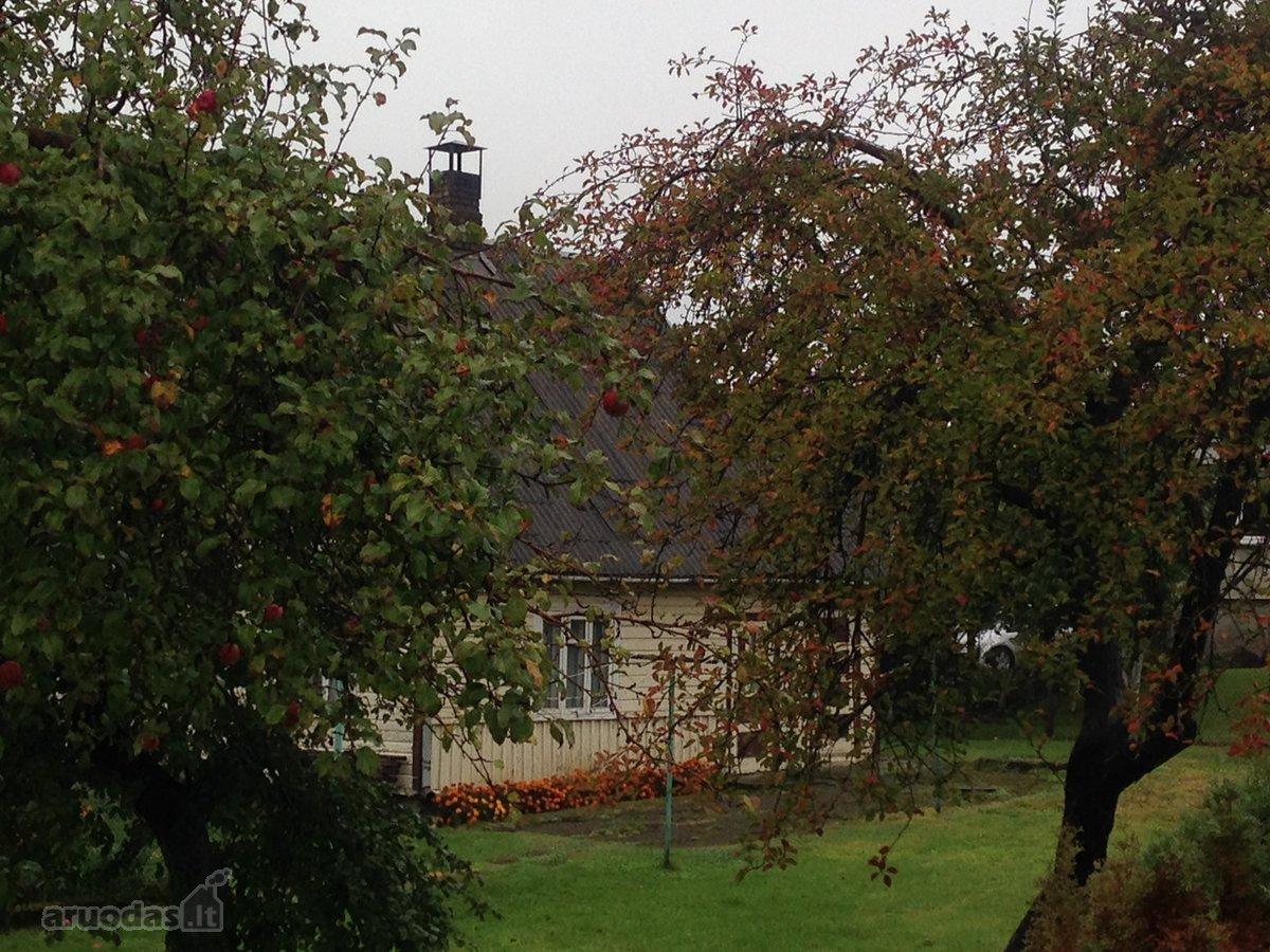 Telšių m., Plungės g., medinis namas
