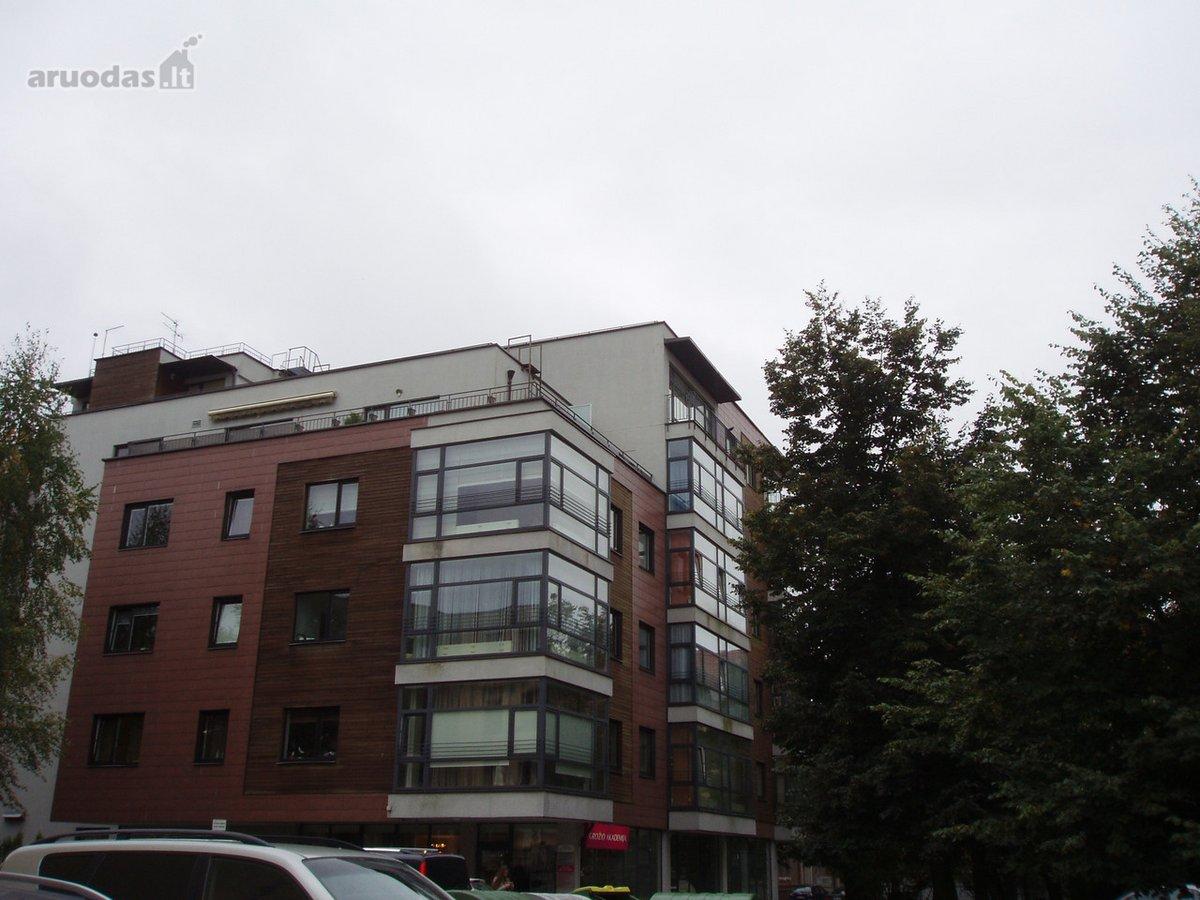 Klaipėda, Centras, H. Manto g., 2 kambarių butas