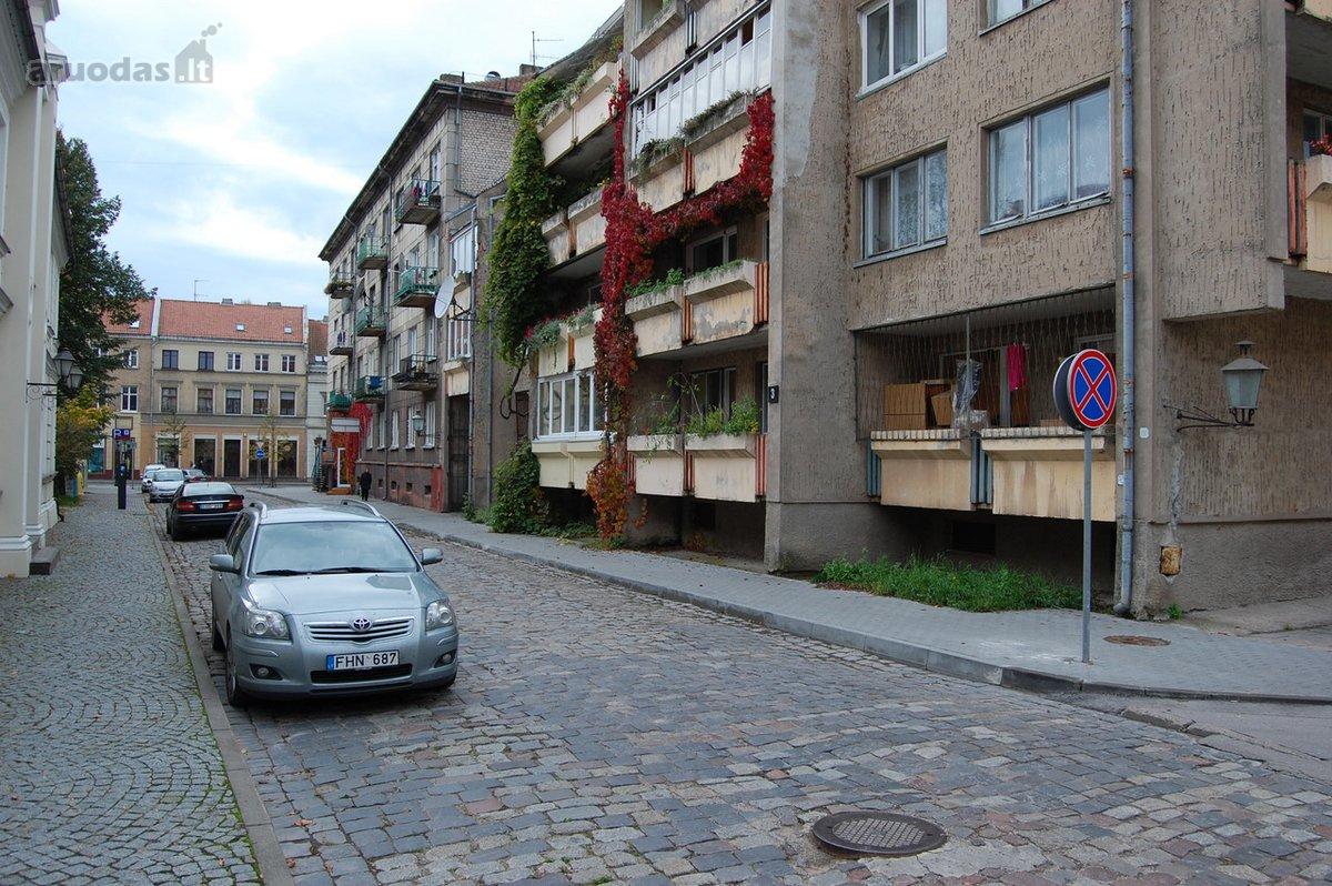 Klaipėda, Senamiestis, Grįžgatvio g., 3 kambarių butas