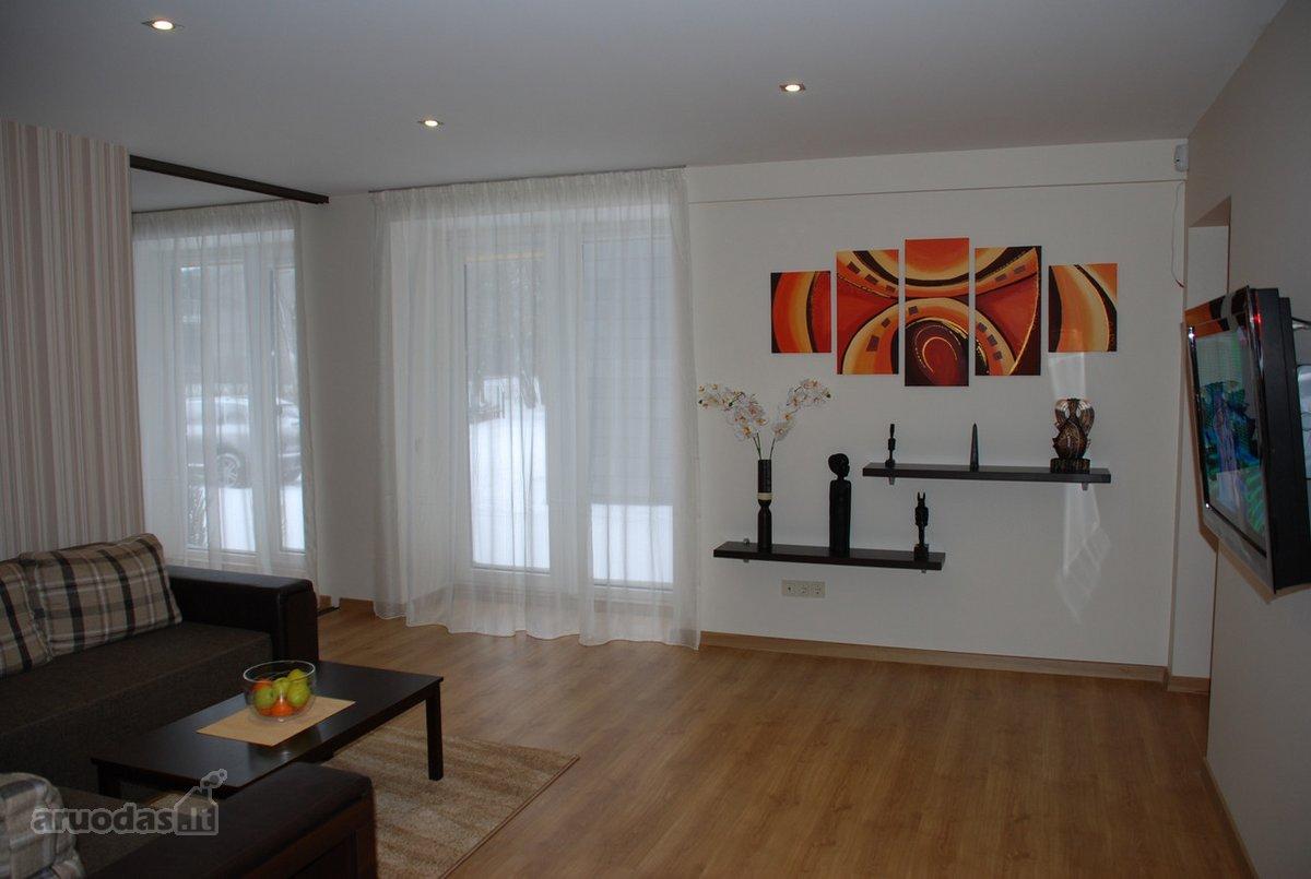 Palanga, A. Mickevičiaus g., 2 kambarių butas
