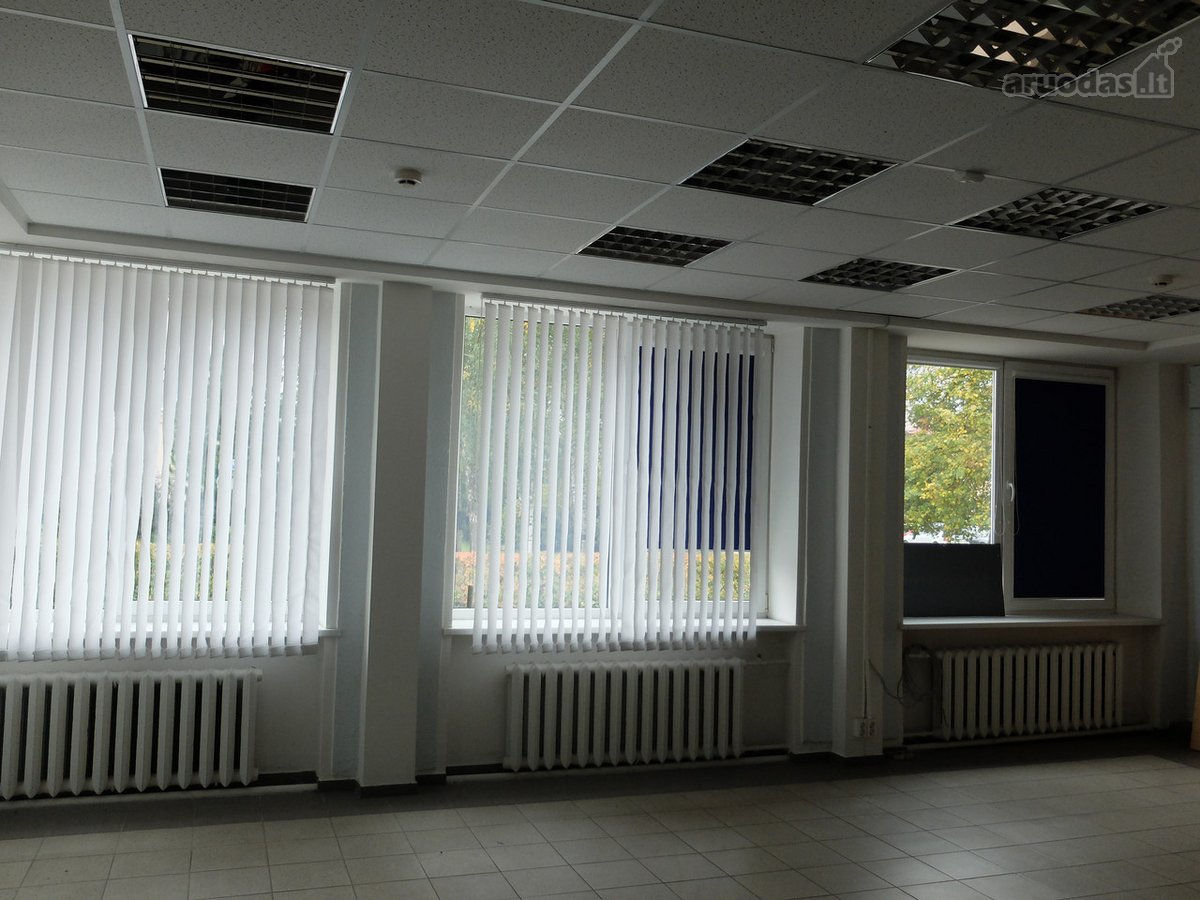 Panevėžys, Centras, Respublikos g., biuro, prekybinės, paslaugų paskirties patalpos nuomai
