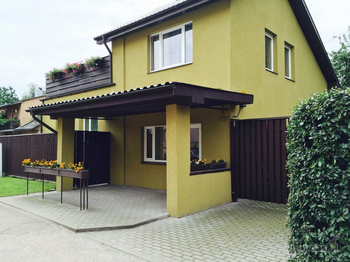 Kaunas, Dainava, Dubingių g., mūrinio namo dalis