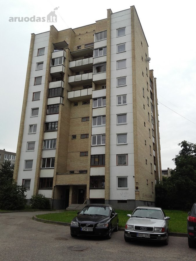 Vilnius, Pašilaičiai, Laisvės pr., 1 kambario butas