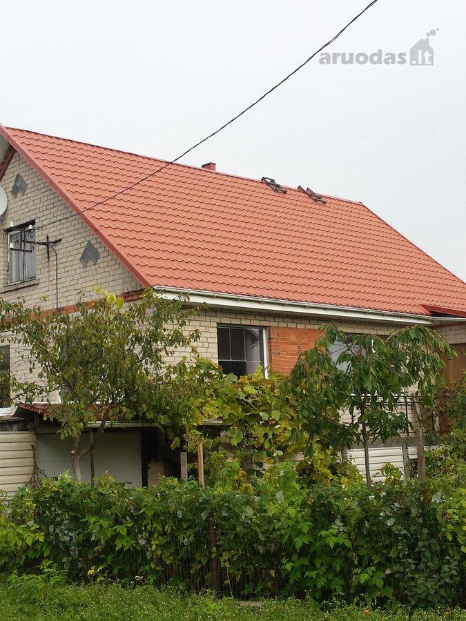 Panevėžio r. sav., Piniavos k., mūrinis namas