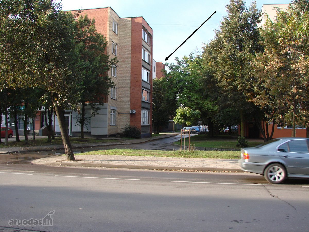 Šiauliai, Centras, Vytauto g., 3 kambarių butas
