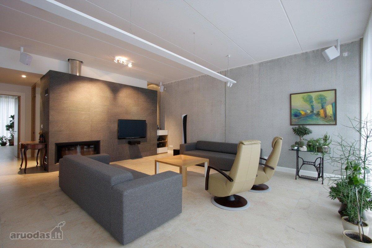 Vilnius, Senamiestis, Rasų g., 5 kambarių butas