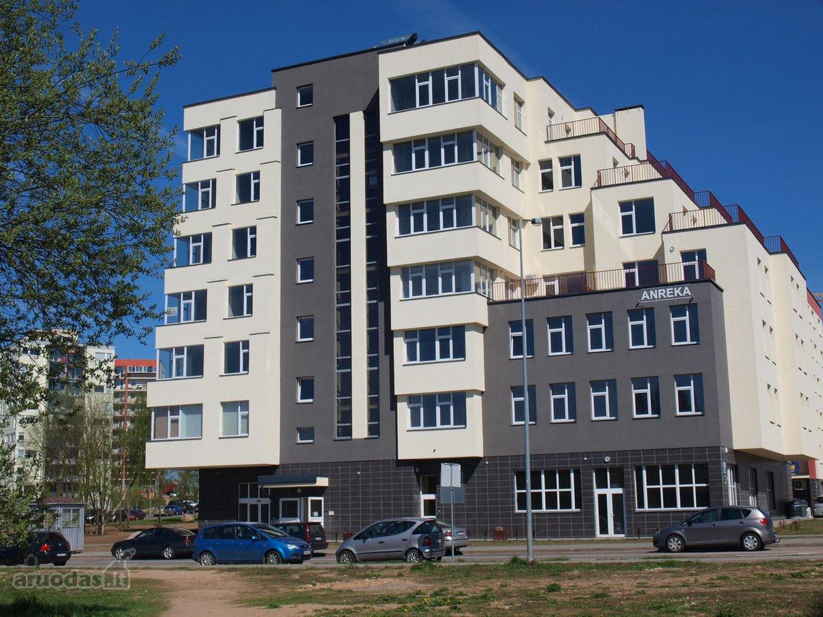 Vilnius, Pašilaičiai, Gabijos g., 4 kambarių butas