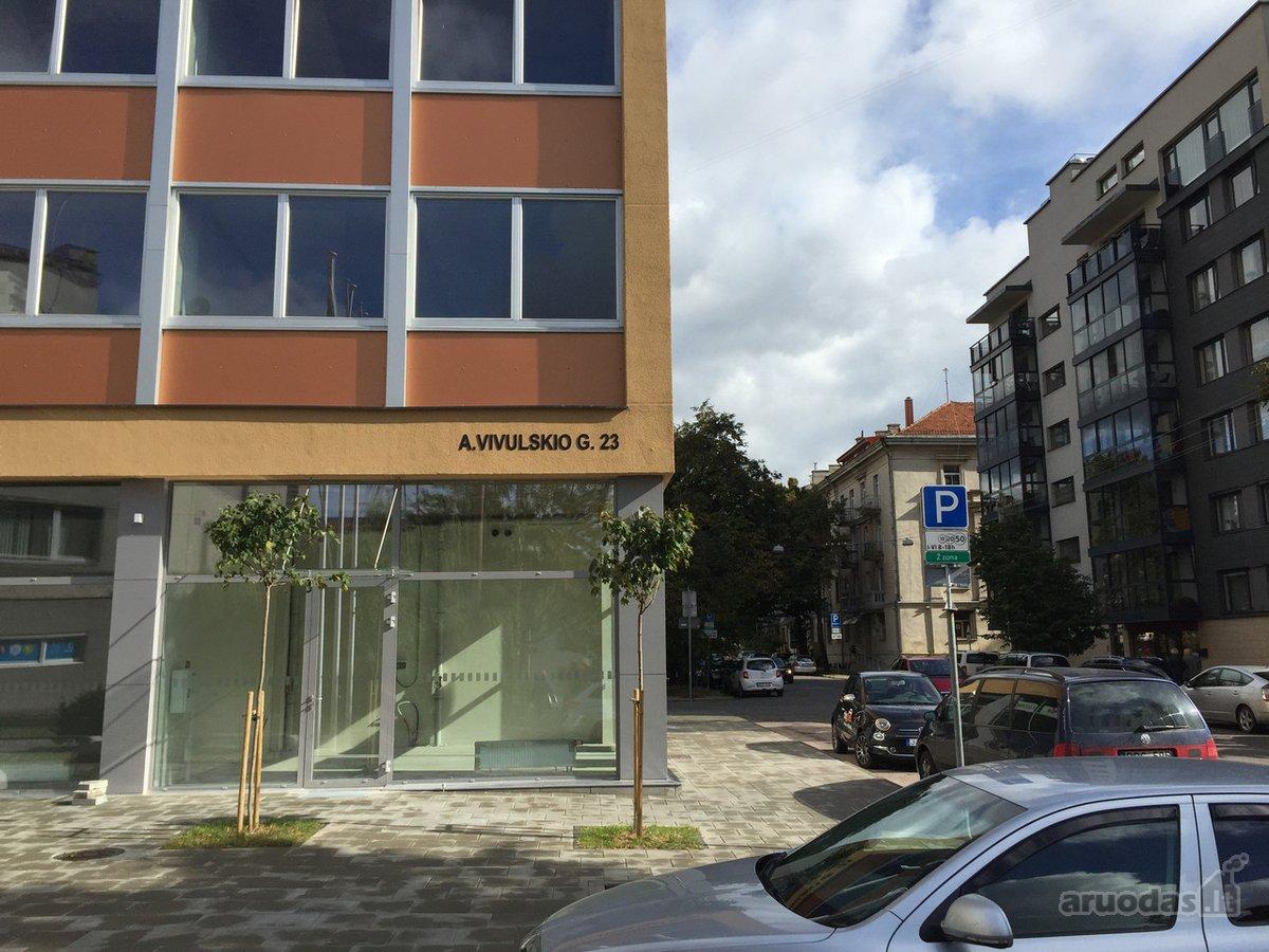 Vilnius, Senamiestis, A. Vivulskio g., biuro, prekybinės, paslaugų, maitinimo, kita paskirties patalpos nuomai