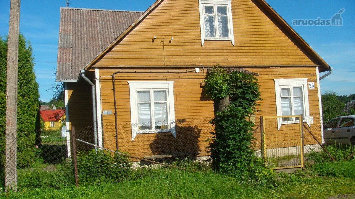 Vilnius, Grigiškės, Projektavimo g., Namas (gyvenamasis)