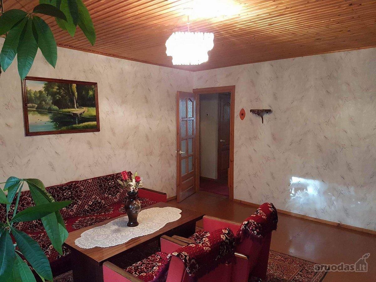 Kaišiadorių m., Gedimino g., 2 kambarių butas