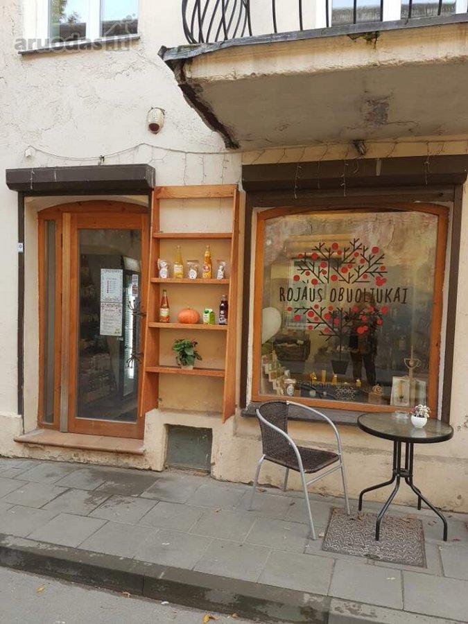 Vilnius, Užupis, Paupio g., biuro, prekybinės, viešbučių, paslaugų, maitinimo paskirties patalpos nuomai