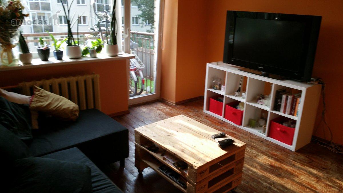 Vilnius, Antakalnis, Tverečiaus g., 2 kambarių buto nuoma