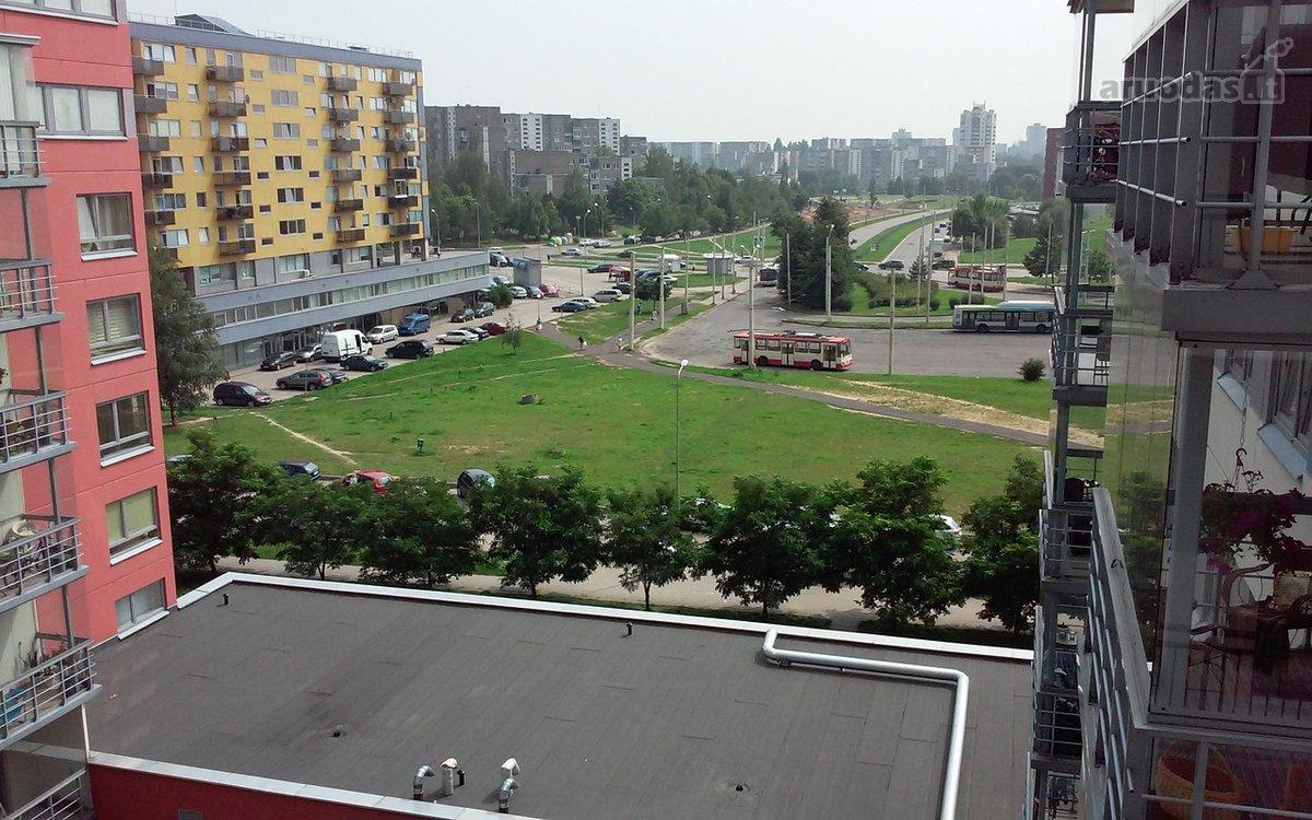 Vilnius, Pašilaičiai, Pavilnionių g., 2 kambarių butas