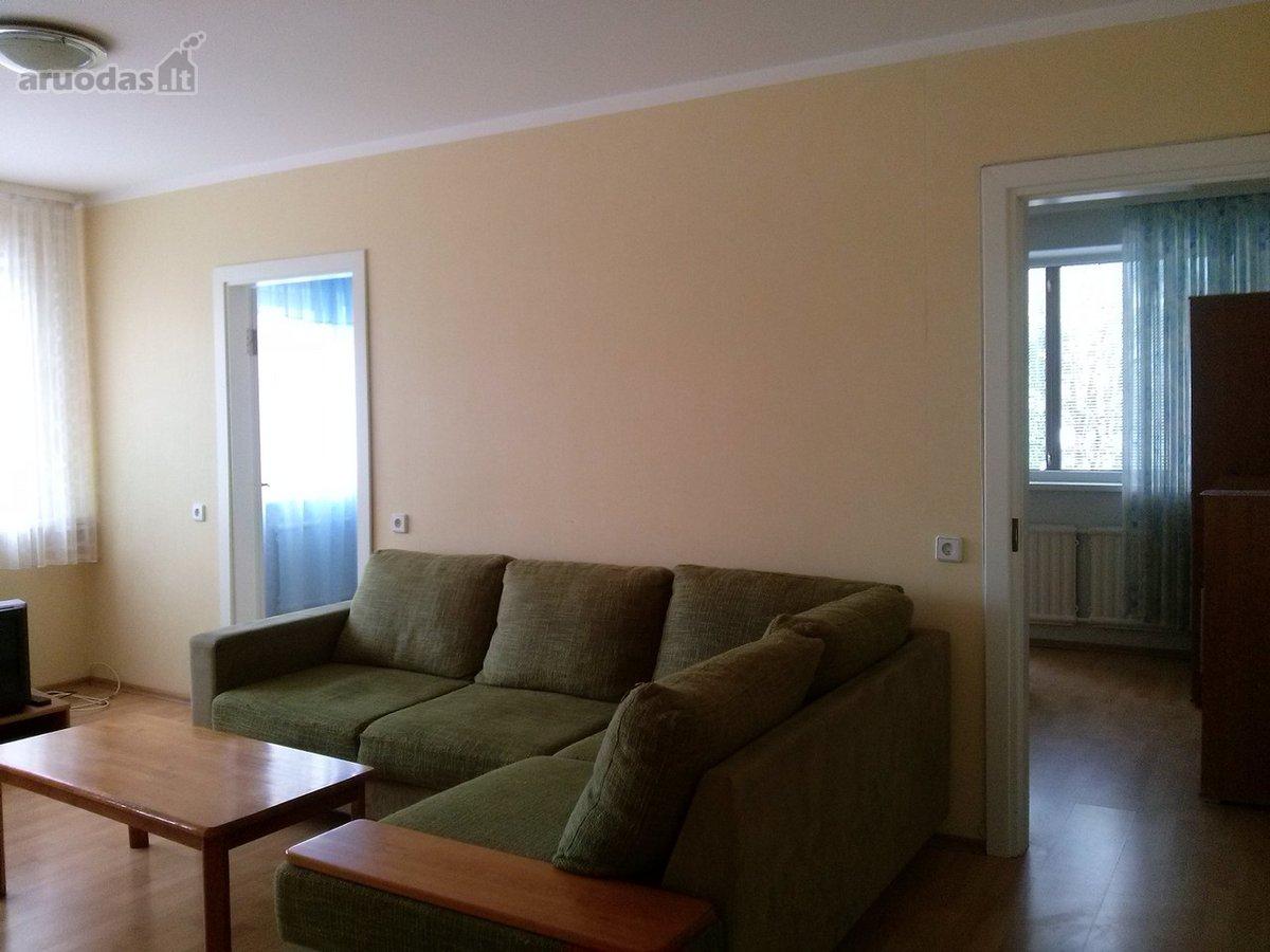 Kaunas, Dainava, Partizanų g., 3 kambarių buto nuoma