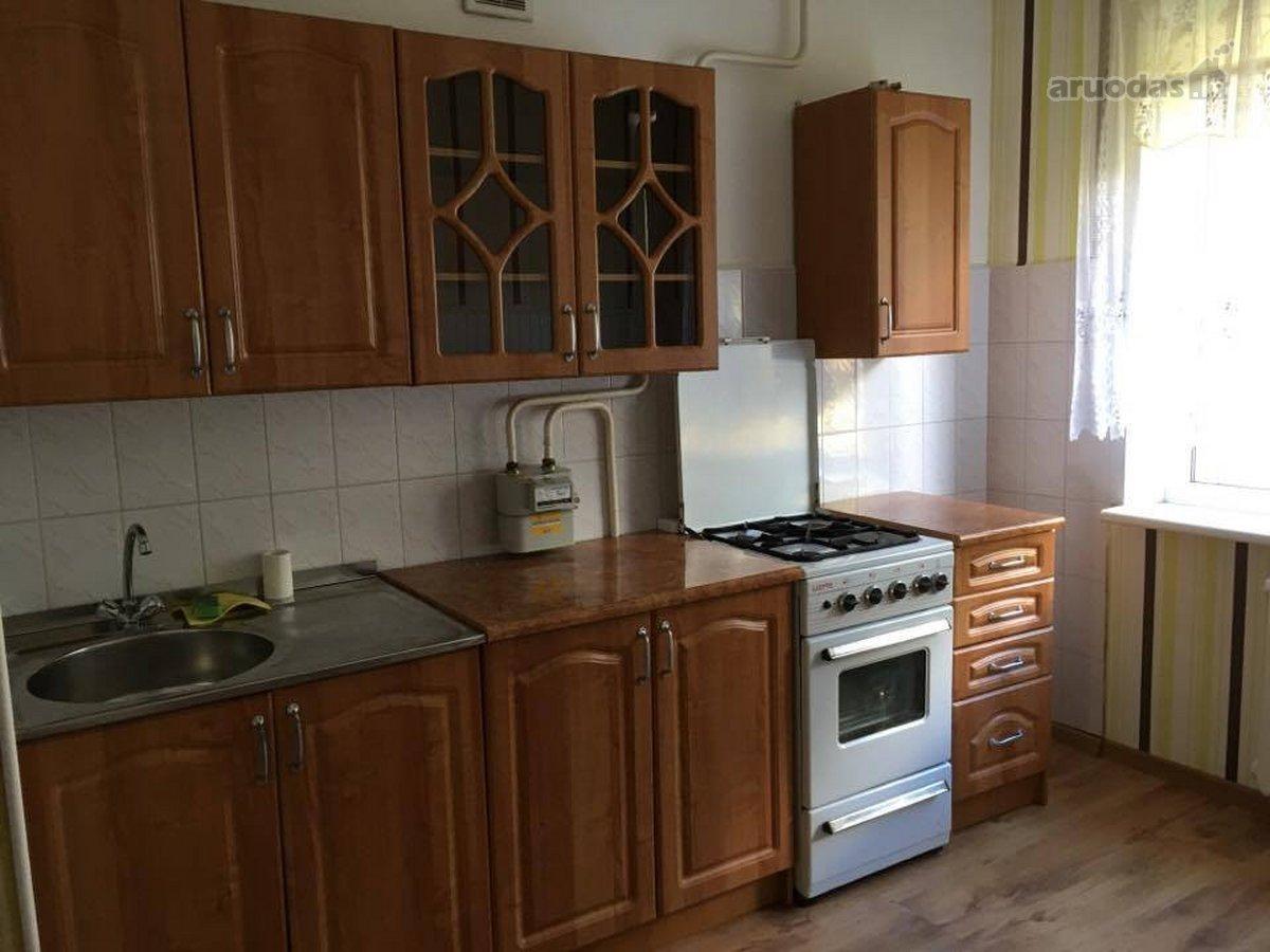 Šiauliai, Lieporiai, Krymo g., 2 kambarių buto nuoma
