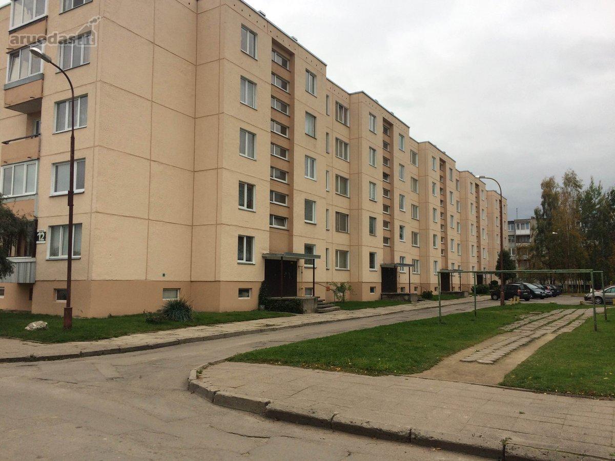 Šiauliai, Lieporiai, Krymo g., 1 kambario butas