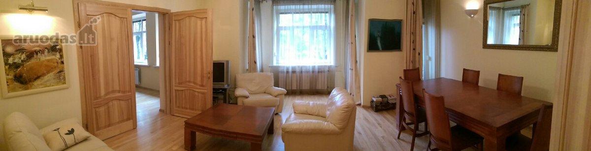 Klaipėda, Centras, S. Nėries g., 3 kambarių buto nuoma