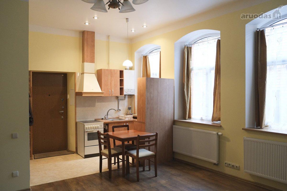 Kaunas, Senamiestis, Trimito g., 2 kambarių butas