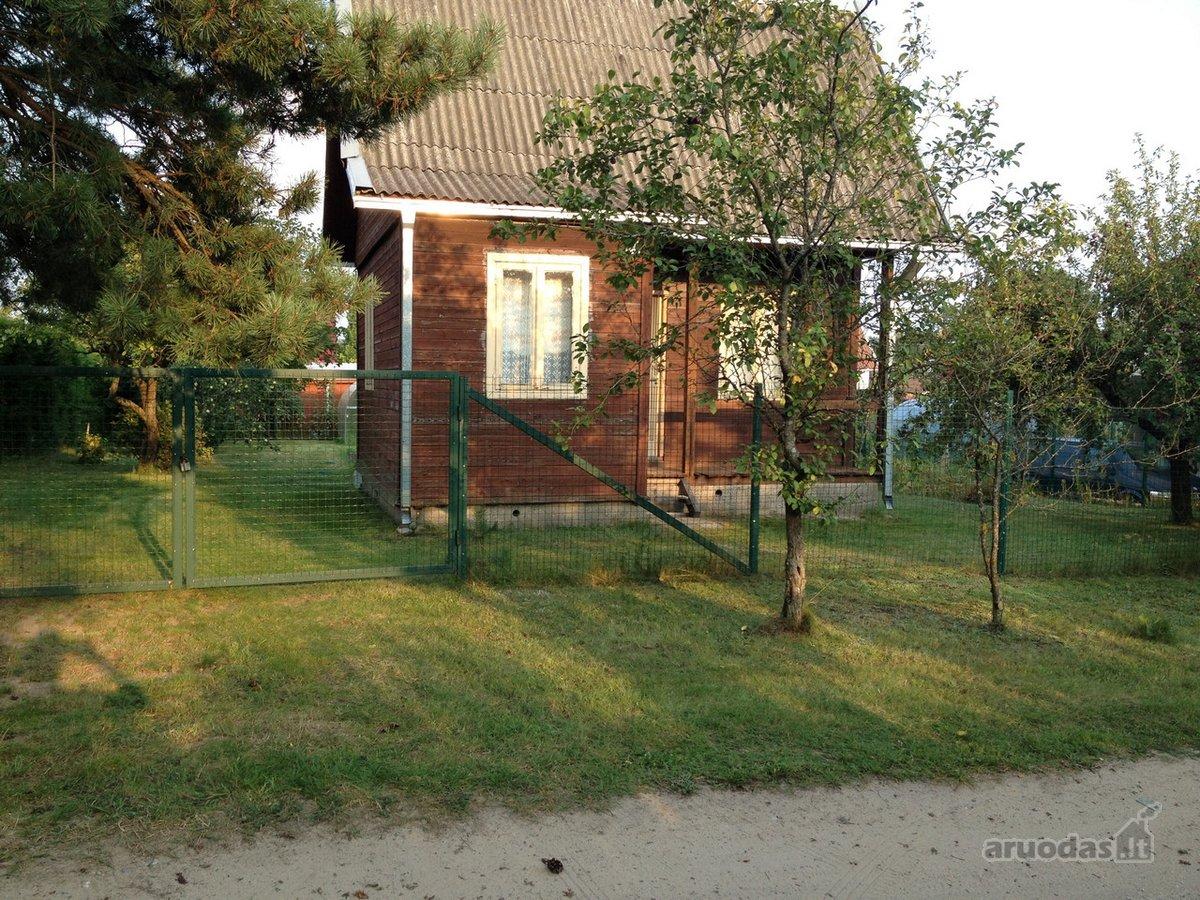 Kauno r. sav., Lepšiškių k., Bulvaro g., medinis sodo namas