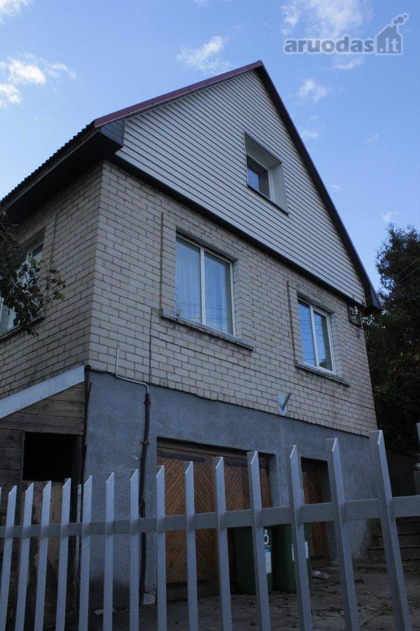 Kaunas, Aleksotas, J. Bakanausko g., mūrinis namas