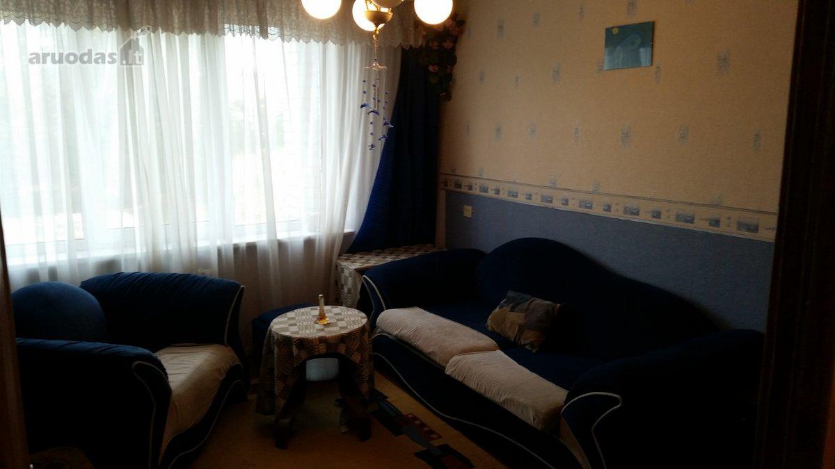 Vilnius, Salininkai, Pupinės g., 3 kambarių buto nuoma