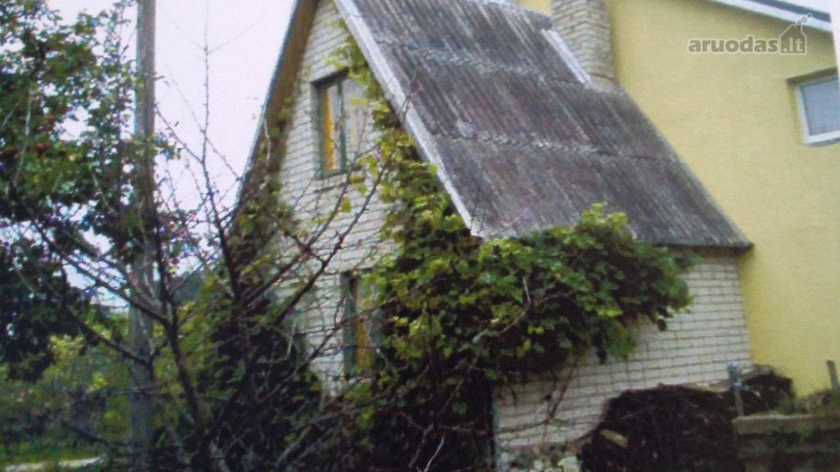 Plungės m., J. Pabrėžos g., mūrinis sodo namas